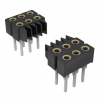 Rectangular Connectors - Headers, Receptacles, Female Sockets -- 805-83-030-10-001101-ND -Image