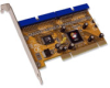 SIIG UltraATA 133 PCI Card -- SC-PE4B12-S4