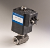 Cryogenic 2-Way Direct Acting Solenoid Valves -- SV97 Series -- View Larger Image