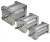 NC(D)A1, Medium Duty Air Cylinder, Double Acting, Single Rod, Large Bore