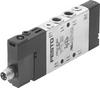 Air solenoid valve -- CPE10-M1CH-5L-M7 - Image