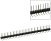 Rectangular Connectors - Headers, Male Pins -- S1112E-33-ND -Image
