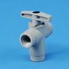 PVC Three-Way Plastic Ball Valves 629 Series -- 22160