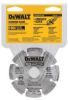 DEWALT 4 In. Segmented Diamond Blade -- Model# DW4711