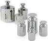 Precision Laboratory (ASTM) Test Weights -- Individual Screw-Knob and Single-Piece Cylindrical - Image