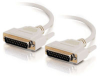 10ft DB25 M/M Cable -- 2309-02666-010 - Image