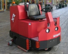 Industrial Rider Floor Scrubber Factory Cat -- XR