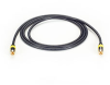 S/PDIF Audio or Composite Video Coax Cable - (1) RCA on Each End, 1.5-ft. (0.5-m) -- ACB-1RCA-0001