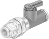 Ball valve -- QHS-QS-6 - Image