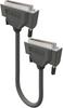 D-Subminiature Assembly, 10 ft, (36) 24 AWG (7x32) TC, S-R PVC/PVC, Foil+TC Braid Shld, CM -- 49951A -Image