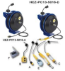 EZ-COIL® SAFETY SERIES ELECTRIC CORD REELS -- HEZ-PC13-5016-D