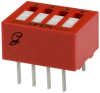 DIP Switches -- GH7153-ND -Image