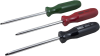 3 Pieces Square Recess Screwdriver Set -- SCD3A - Image