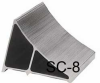 Metal (Aluminum) Wheel Chocks - Wheel Chock -- SC-8