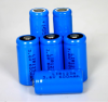 Lithium Ion Battery -- 9V-180mAh