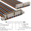 Rectangular Cable Assemblies -- M3DYK-4036R-ND -Image