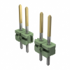 Rectangular Connectors - Headers, Male Pins -- 5-825433-0-ND