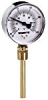 Bottom-Entry Bimetal Thermometers -- 0615735 - Image