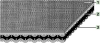 Rubber Conveyor and Processing Belt -- HAT-5E (XVT-1895) -Image