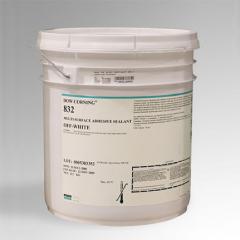 832 MS SLNT OFF-WHT 22 7KG Datasheet -- Ellsworth Adhesives