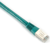 20FT Green CAT6 400MHz Patch Cable F/UTP CM Solid RJ-45 -- EVNSL0607MS-0020 - Image