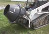 Concrete Mixer Attachment -- View Larger Image