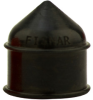 Fisnar QuantX™ Evenpress™ 8001516 Soft Rubber Pistons Black Lubricated 10 cc -- 8001516-30 -Image