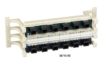 CAT5e Prewired 110 Blocks -- 36715-R2