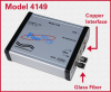 Fiber-to-RS485/422/232 Converter -- Model 4149