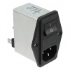 Power Entry Connectors - Inlets, Outlets, Modules -- 817-1098-ND -Image
