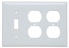 Standard Wall Plate -- SP182-W - Image