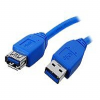 SIIG SuperSpeed USB - USB extension cable - 9 pin USB Type A -- CB-US0612-S1