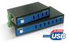 4 Port Industrial-grade USB Hubs -- UPort 404 - Image