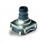 SMD Sealed Tact Switch for Adjustable Height -- KSC9