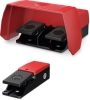 Foot Switch with Latch-action Switching Y