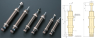 Adjustable Shock Absorber -- FL Series