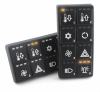 Rugged & Sealed Keypads -- Series 3K