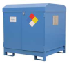 Storage Unit,HazMat,Capacity (4) 55 gal -- 8DPR5