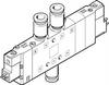 CPE24-M2H-5/3B-QS-10 Solenoid valve -- 170311-Image