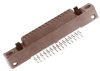 AMPHENOL INDUSTRIAL - PC4-200P - BOARD-BOARD CONNECTOR PLUG, 200WAY, 4ROW -- 197400