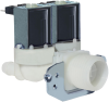 Dual Outlet, Pilot-Operated Solenoid Valve -- DSVP42-S Series
