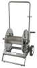 Portable Stoarge Hose Reel On Wheels -- 1100 - Image