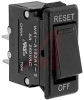 Circuit Breaker;Therm;Rocker;Cur-Rtg 5A;Panel;1 Pole;Vol-Rtg 250VAC -- 70198558