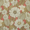 Detailed Transitional Floral Fabric -- K-Libby -- View Larger Image