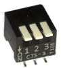 DIP Switches -- 193-3MSR-ND - Image