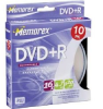MEMOREX 32025616 DVD+R 16X 4.7GB 10 PACK -- 32025616