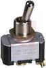 Switch, AC Rated, Toggle, SINGLE POLE, ON-OFF, SCREW TERM., 6A@125V; 3A@250V -- 70155736 - Image