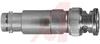 Connector;DC-Blocking Capacitor;1000 pf;50 Ohms;BNC;Gold;Male;Brass;Teflon -- 70198294