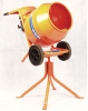 Belle Minimix Gas-powered Concrete / Mortar Mixer -- BGMINIMIX150H