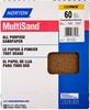 Norton MultiSand AO Coarse Grit Paper Sheet -- 7660768108 -Image
